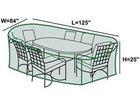 pe transparent outdoor furniture cover