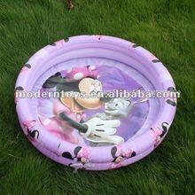 outdoor cartoon inflatable swim pool