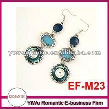 2012 magnetic dangle earrings