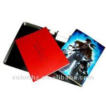 Single CD case metal material