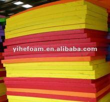 foam sheets , blocks