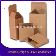 Customize design paper box