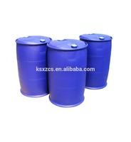 China manufacturer 60L 120L 200 liter blue plastic drum