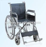 wide wheel invalid wheelchair
