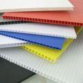 Custom eco- amigável pp folha de plástico corrugado/bordo