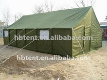 canvas tent for truck/canvas cotton tent for army /ISO 9001-2000