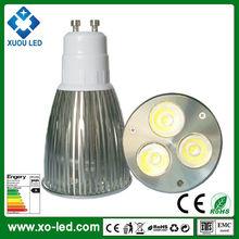 CE RoHS 3*2W LED Bulb GU10