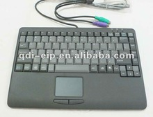 88 Keys silicone industrial keyboard/usb or PS/2 connector
