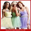 OD-059 Strapless sweetheart neckline flirty tulle skirt sexy babydoll homecoming dresses nordstrom