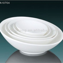2013 Hot Sale White Porcelain Candy Bowl