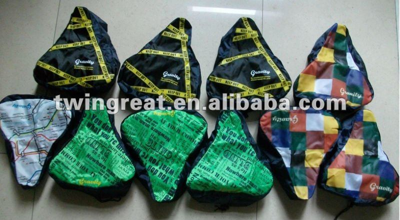 promotion bicycle saddle / seat cover