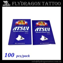 ATSUI Tattoo Thermal Transfer Paper 100 pieces/pack