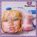 2014 venta caliente tamaño de la vida inflable muñeca del sexo
