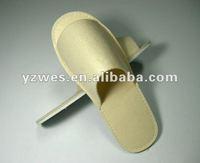 Women/men use Felt cloth disposable flip flop men s slipper