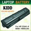 HSTNN-CB0W GSTNN-Q62C For HP CQ42/CQ32/CQ52/CQ62 series laptop battery