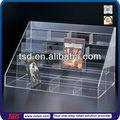 custom shop tsd a354 4 tier acryl arbeitsplatte cd inhaber. Black Bedroom Furniture Sets. Home Design Ideas