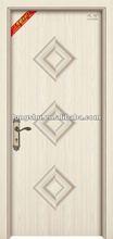 longshu hot sale MDF moulded wooden door