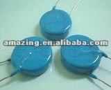 High voltage disc ceramic capacitor CT81-20kV-152K