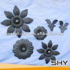 Ornamental Metal Flowers for Crafts,Metal Flowers for Garden
