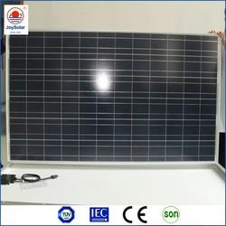 130w mono solar panel CE,IEC,TUV approved