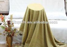 100%bamboo fiber blanket -380gsm filling