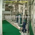 Aceite vegetal de extracción de procesamiento de la planta de refinación( a su vez-- clave del proyecto)