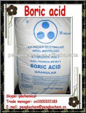 la mejor calidad de ácido bórico precio para la agricultura de estiércol