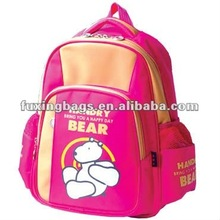2012 fashion picture of school children bag for promotional