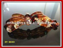 2012 rhinestone hair pin,crystal hair pin,Retro Hair Pin(HY-B040)