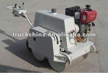 800kg manual vibration mini road roller compactor on hot sales