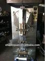 Factory vend directement l'eau sachet de remplissage machine à sceller/pouch machine de remplissage d'eau