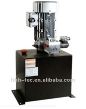 china hydraulic power unit for double scissors lift table 2