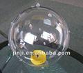 Plástico transparente bola