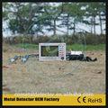 Tx-mpi mine locator unter grundwasser-detektor beste maschine minensuchgerät