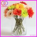 Hot vente en gros la main fleurs en tissu