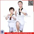 tuta taekwondo kısa kollu taekwondo üniforma üreticileri