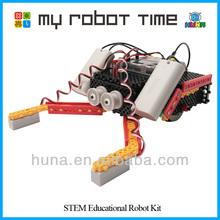 Por encima de 7 años de edad los estudiantes de juguetes educativos DIY bloques de construcción de robots