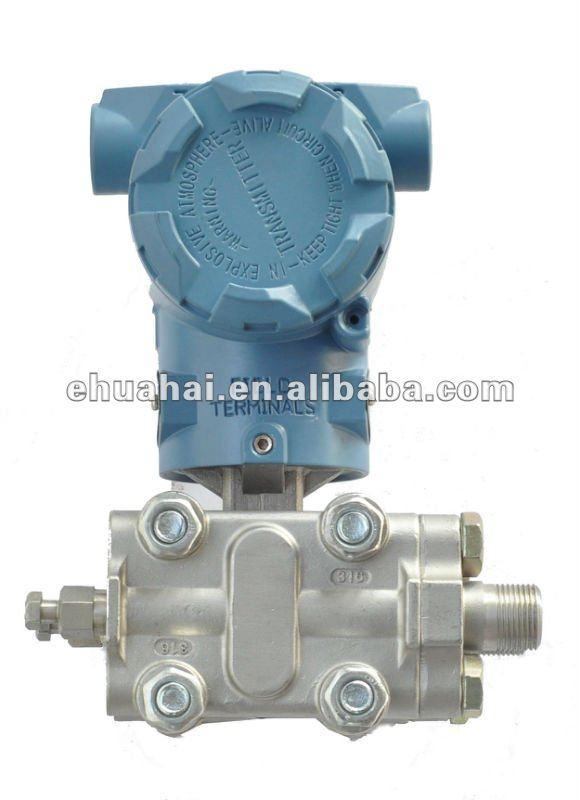 Smart gauge pressure transducer