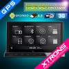 """TD728A:7""""Android 4.0 Tablet pc 3G WiFi detachable Double Din Car GPS DVD Player"""