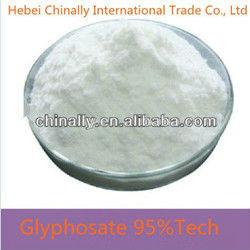 HOT BIO Herbicides Glyphosate 95%TC 41%SL(360g/l&480g/l) 62%SL (ISO)