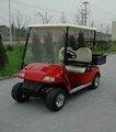 Carro de golf de uso estándar con capacidad para 2 a 4 personas