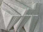 poly cotton bleaching poplin fabric