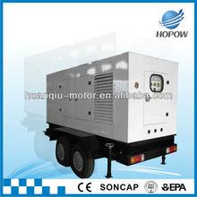 Popular generator portable price of 150kva generator sets