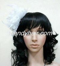 2012 new wholesale fascinator flower hair accessories