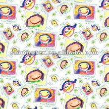 baby sheet printed fabric
