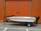 Fiberglass Fishing Boat 4.2m