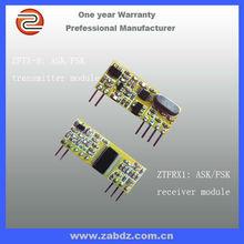 long range wireless rf transmitter module/rf transmitter wireless module/rf wireless radio transmitter (ZFTX-8)