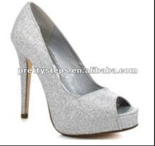 2012 Pretty Steps peep toe high heels office women/lady shoes