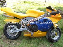 49cc 2-stroke mini pocket bike