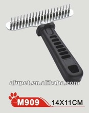 Nice price good quality diverse pet comb models for you